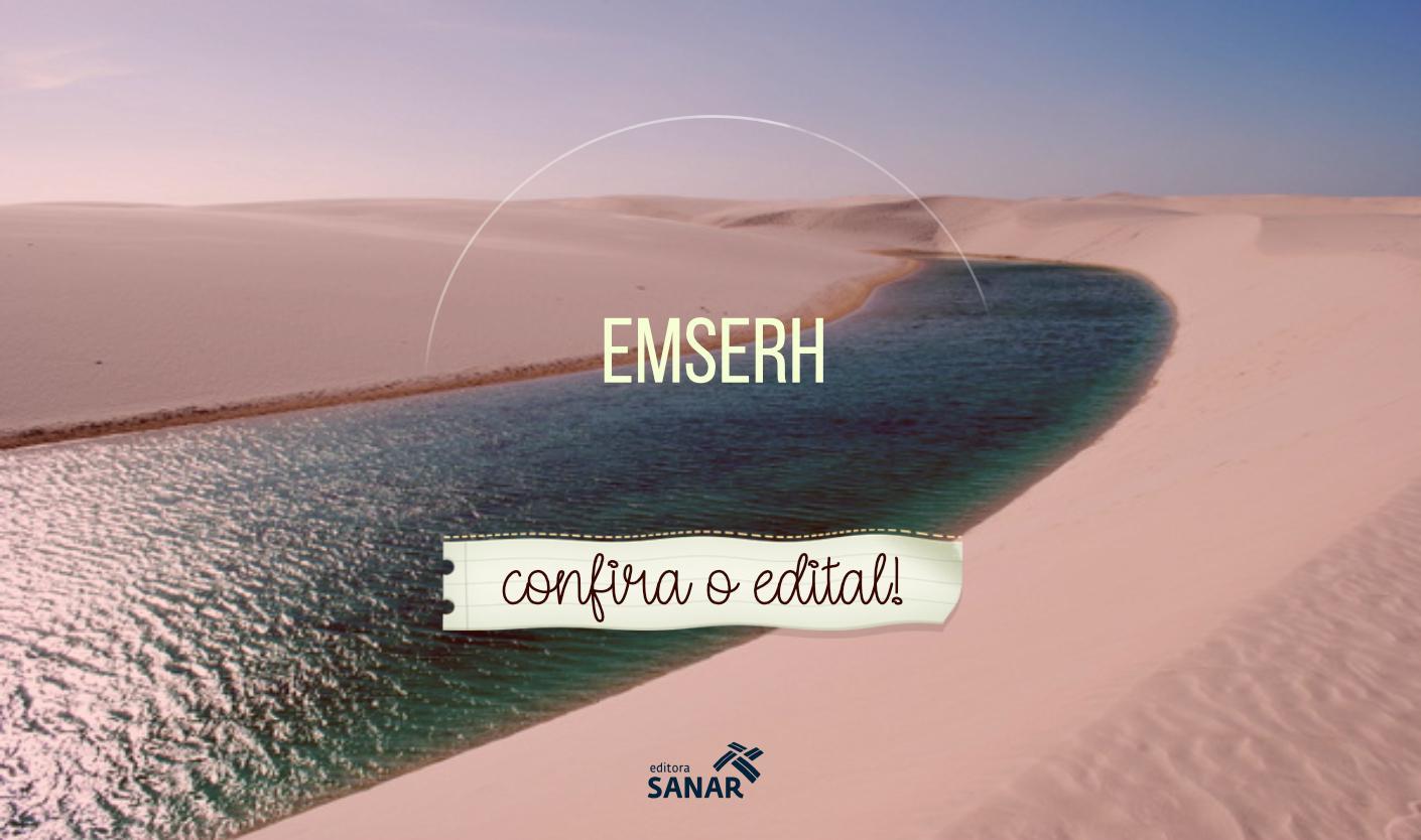 EMSERH: 41 vagas para área de saúde no Maranhão