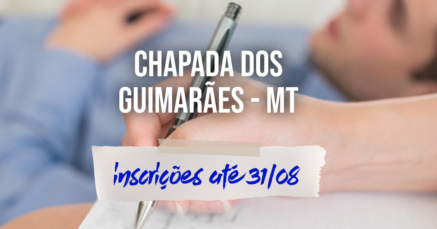 Seleção   Chapada dos Guimarães (MT) tem vagas para Psicólogos