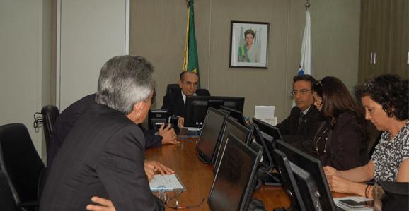 COFFITO firma parceria com o Ministério da Saúde para criação de comitê