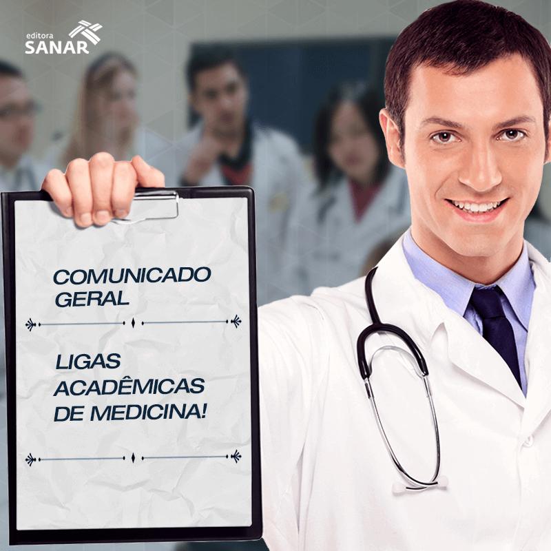 Edital - Ligas Acadêmicas de Medicina