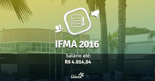 Concurso do Instituto Federal do Maranhão terá vagas para Enfermeiros e Médicos Veterinários