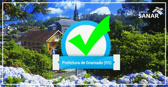 Prefeitura de Gramado (RS) abre concurso público para enfermeiros, nutricionistas e psicólogos