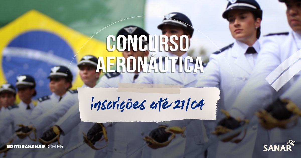 Concurso da Aeronáutica abre 437 vagas para a área da Saúde com iniciais de R$6,9 mil