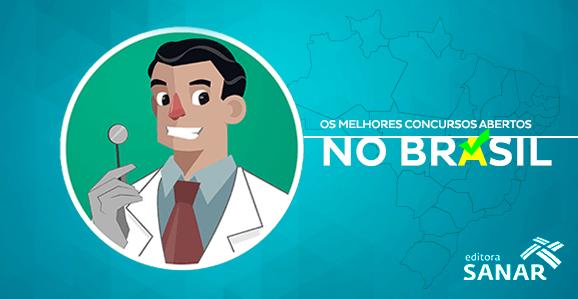 Dentista Concurseiro - Os melhores concursos abertos no Brasil