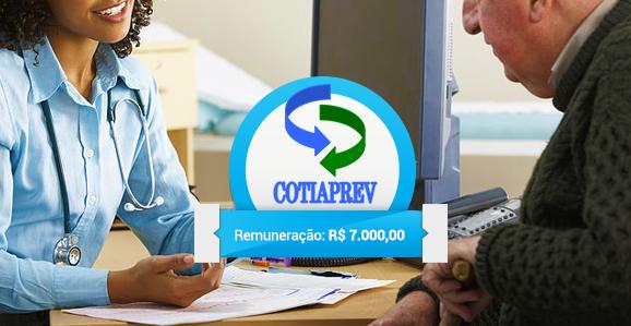 COTIAPREV abre concurso público para Médicos