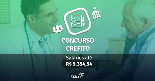 CREFITO (MG) publica edital com vagas para Fisioterapeutas
