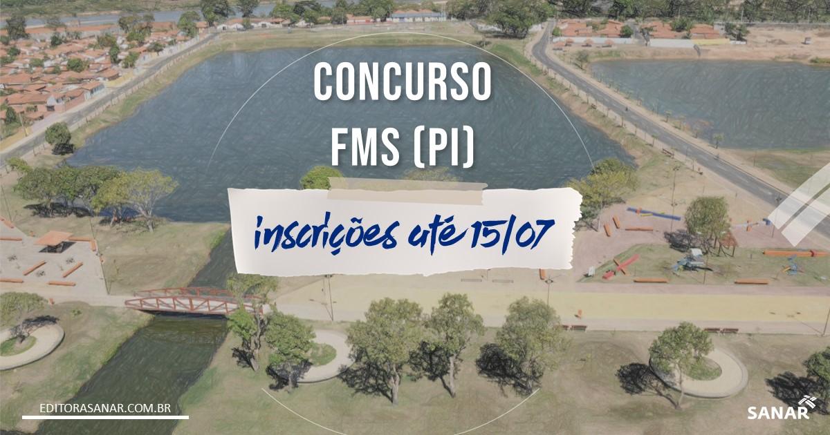 Concurso da FMS - PI: mais de 180 vagas para a Saúde!