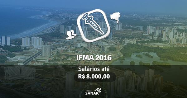 Concurso do IFMA 2016 terá vagas para Enfermagem