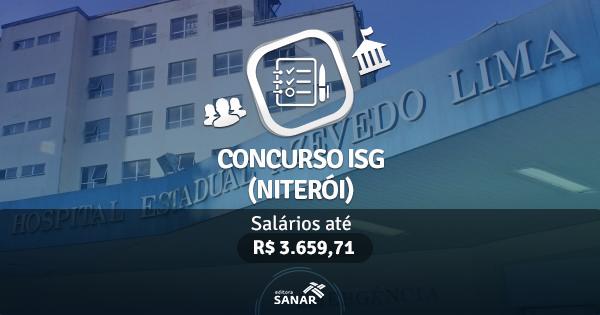 Intituto Sócrates Guanaes (ISG) publica edital com vagas para Enfermeiros, Farmacêuticos, Fisioterapeutas e Psicólogos