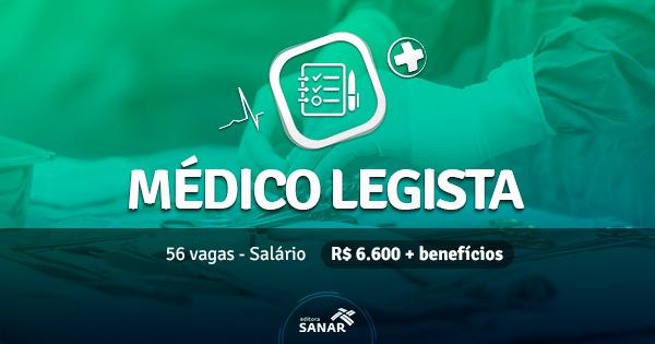 Governo do RN abre concurso para médico legista em 2016