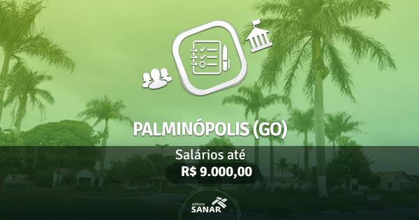 Prefeitura de Palminópolis (GO): edital publicado com vagas para Medicina