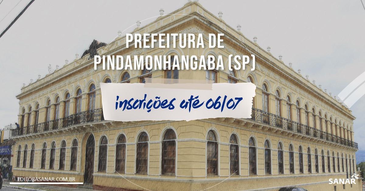 Concurso de Pindamonhangaba - SP: salário de até R$15,8 mil na Saúde!