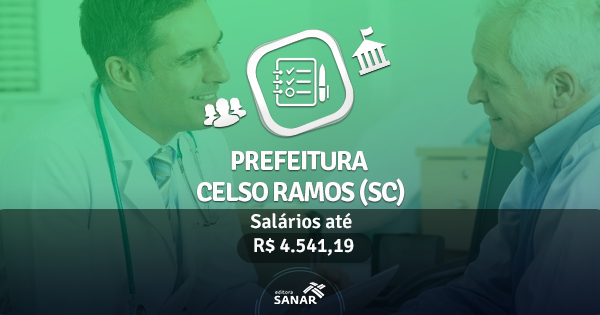 Prefeitura de Celso Ramos (SC): edital publicado com vagas para Veterinários