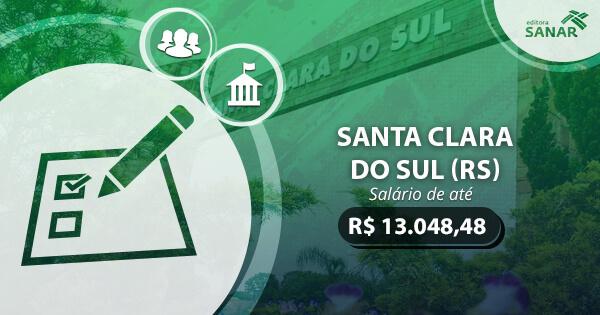 Concurso Prefeitura de Santa Clara do Sul (RS): edital publicado com vagas para Medicina