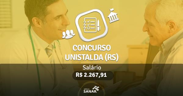 Concurso Prefeitura Unistalda (RS): edital publicado com vagas para Enfermeiros, Nutricionistas e Fisioterapeutas