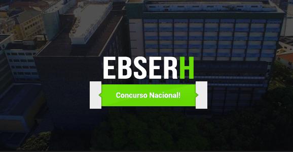 EBSERH abre concurso público nacional para dentistas, enfermeiros e fisioterapeutas