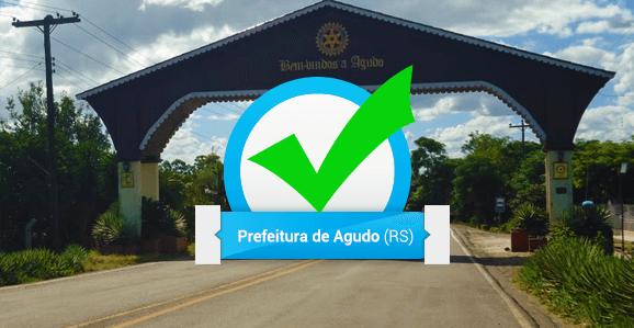 Prefeitura de Agudo (RS) abre concurso público para enfermeiros, farmacêuticos e fisioterapeutas