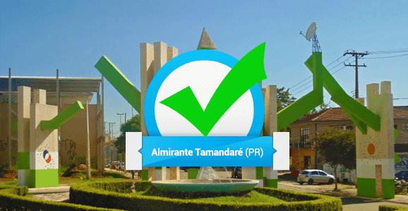 Prefeitura de Almirante Tamandaré (PR) abre concurso público para diversas áreas da Saúde