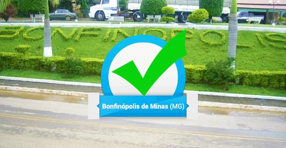 Prefeitura de Bonfinópolis de Minas (MG) abre concurso público para enfermeiros, farmacêuticos e odontólogos