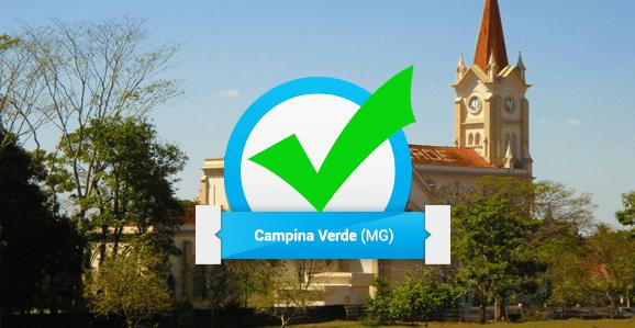 Prefeitura de Campina Verde (MG) abre concurso público para Enfermeiros, Fisioterapeutas e Psicólogos