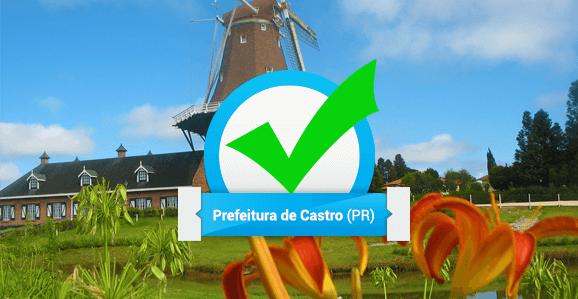 Prefeitura de Castro (PR) abre concurso público para diversas áreas da Saúde