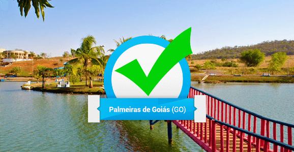 Concurso público para a Prefeitura de Palmeiras de Goiás (GO) com vagas para enfermeiros, dentistas e médicos