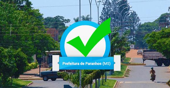 Prefeitura de Paranhos (MS) abre concurso público para diversas áreas da Saúde