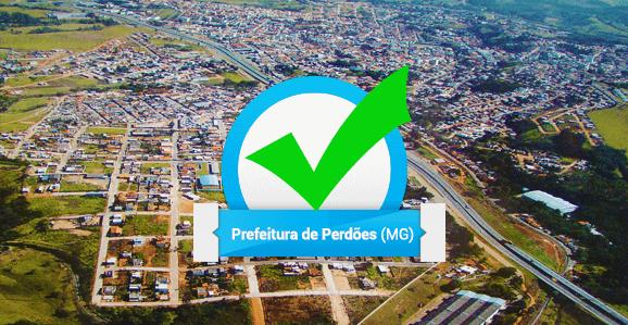 Prefeitura de Perdões (MG) abre concurso público para dentistas,  enfermeiros, fisioterapeutas e médicos