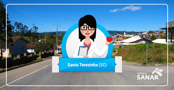 Prefeitura de Santa Terezinha (SC) abre concurso para nutricionistas