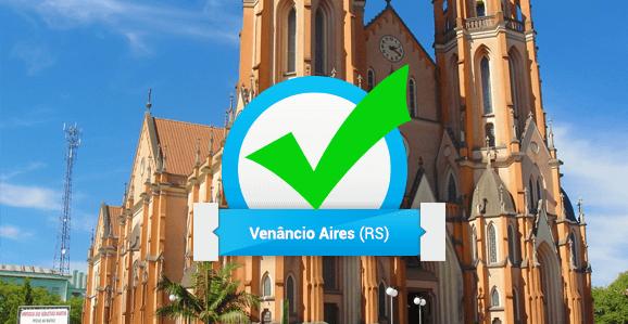 Prefeitura de Venâncio Aires (RS) abre concurso público para dentistas, enfermeiros e psicólogos