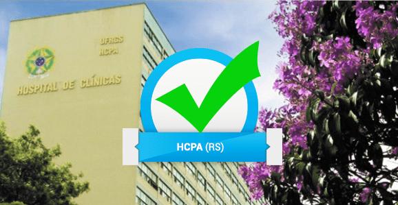 Hospital das Clínicas de Porto Alegre publica edital para enfermeiros, fisioterapeutas, médicos e nutricionistas