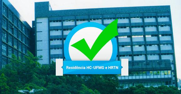 HC-UFMG e HRTN publicam edital de Programas de Residência