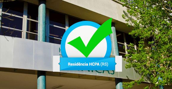 HCPA (RS) abre seleção para Programa de Residência