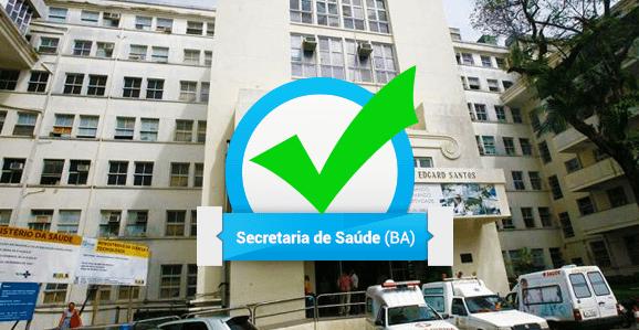 Secretaria de Saúde do Estado da Bahia abre seleção para Programas de Residência