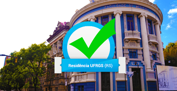 UFRGS publica edital de Programas de Residência