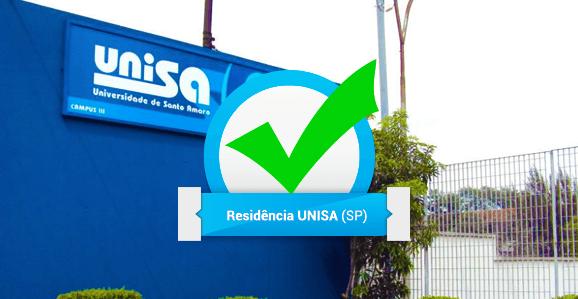 UNISA publica edital de seleção para Programa de Residência Multiprofissional