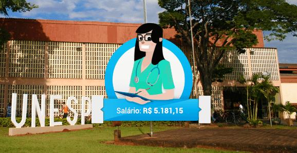 UNESP abre concurso público para Enfermeiros