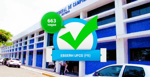 EBSERH abrirá concurso público para Hospitais Universitários da UFCG