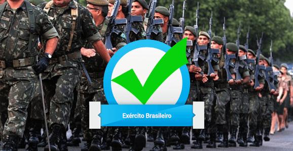 Exército Brasileiro deve abrir novo concurso em 2016