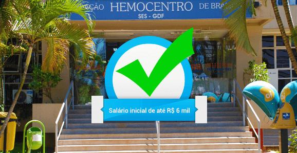 SES-DF realizará concurso público para Hemocentro em 2016