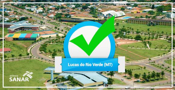 Concurso público em Lucas do Rio Verde para nutricionistas, dentistas, farmacêuticos, médicos e psicólogos