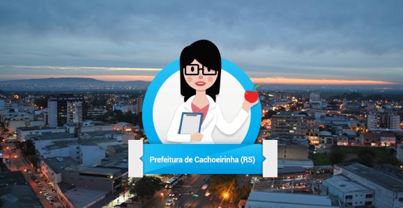 Prefeitura de Cachoeirinha (RS) abre concurso público para Nutricionistas