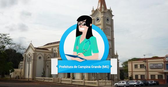 Prefeitura de Campina Verde (MG) abre concurso público para Enfermeiros