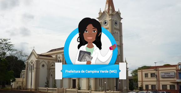 Prefeitura de Campina Verde (MG) abre concurso público para Fisioterapeutas