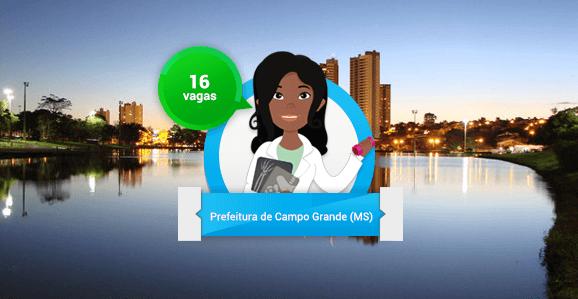 Prefeitura de Campo Grande (MS) abre concurso público para Fisioterapeutas