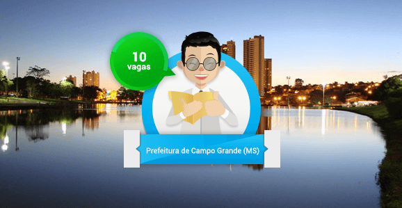 Prefeitura de Campo Grande (MS) abre concurso público para Psicólogos