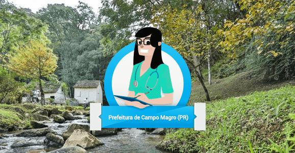 Prefeitura de Campo Magro (PR) abre concurso público para Enfermeiros