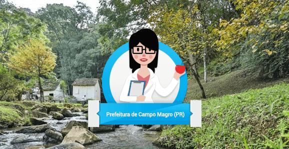 Prefeitura de Campo Magro (PR) abre concurso público para Nutricionistas