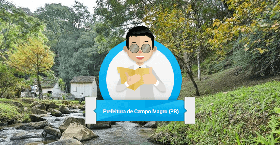 Prefeitura de Campo Magro (PR) abre concurso público para Psicólogos
