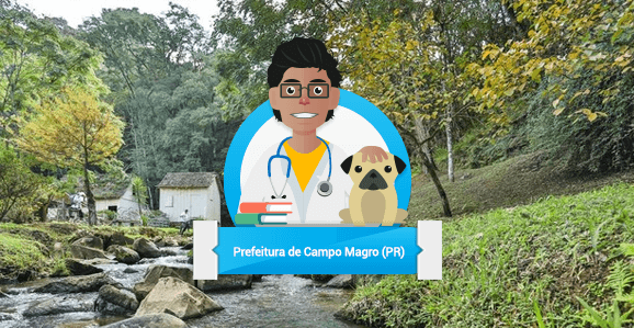 Prefeitura de Campo Magro (PR) abre concurso público para Veterinários